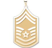Unites States Air Force Senior Master Sergeant Pendant
