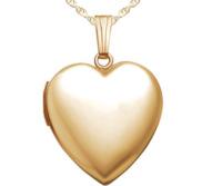 Gold Filled Heart Locket